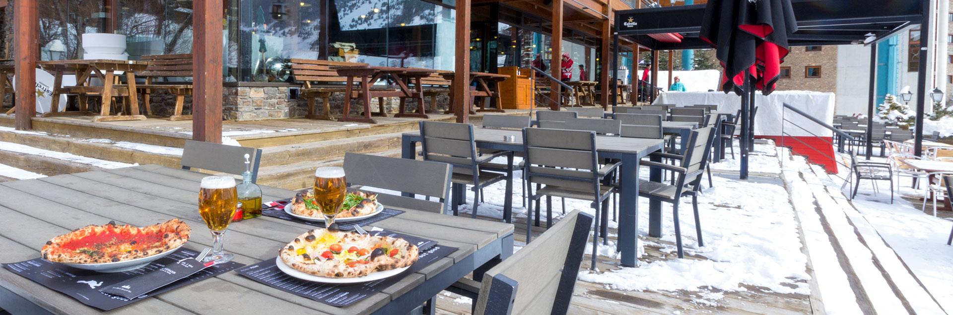 Sol i Neu Pizzería | SPORT HOTELS ANDORRA