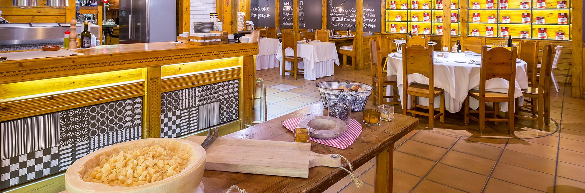 Gastronomía de altura | SPORT HOTELS ANDORRA